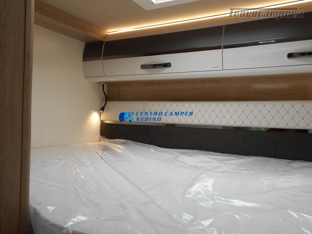 Mobilvetta Kea I 67 nuovo motorhome con maxi garage e dinette face-to-face nuovo  in vendita a Brescia - Immagine 21