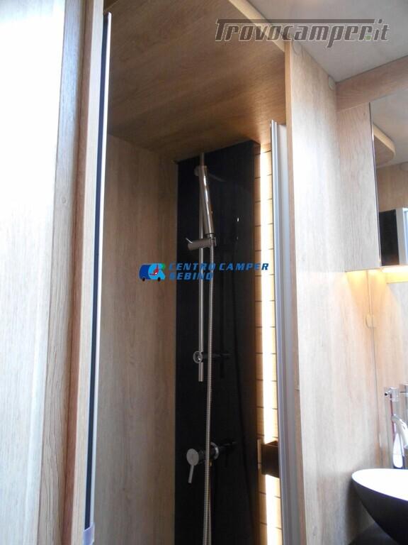 Mobilvetta Kea I 67 nuovo motorhome con maxi garage e dinette face-to-face nuovo  in vendita a Brescia - Immagine 23