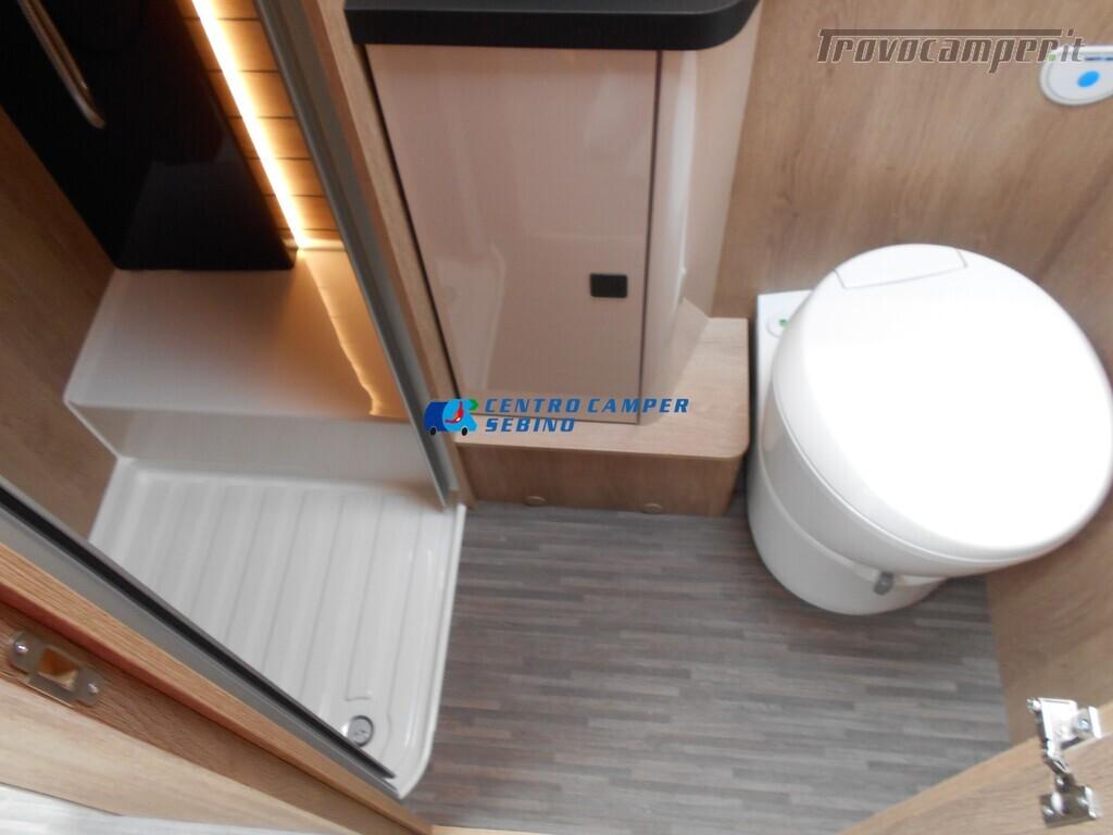 Mobilvetta Kea I 67 nuovo motorhome con maxi garage e dinette face-to-face nuovo  in vendita a Brescia - Immagine 24