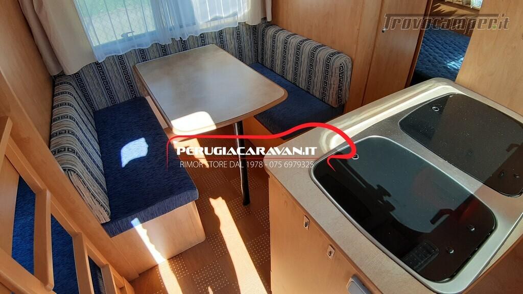 Roulotte 5 posti Caravelair Antares Luxe 426 nuovo  in vendita a Perugia - Immagine 4