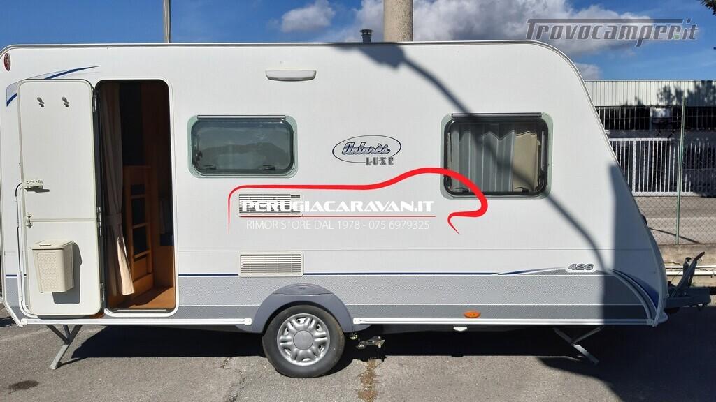 Roulotte 5 posti Caravelair Antares Luxe 426 nuovo  in vendita a Perugia - Immagine 2