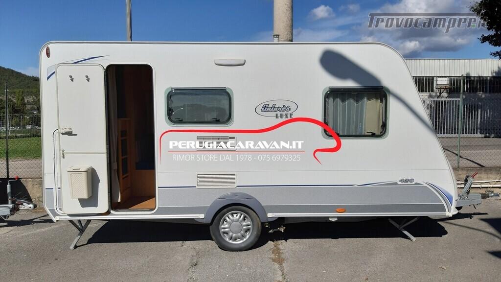 Roulotte 5 posti Caravelair Antares Luxe 426 nuovo  in vendita a Perugia - Immagine 1