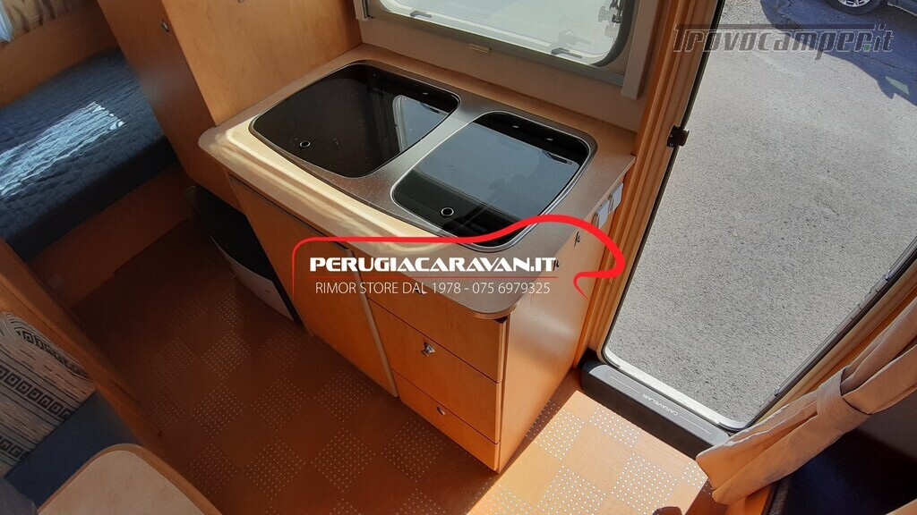 Roulotte 5 posti Caravelair Antares Luxe 426 nuovo  in vendita a Perugia - Immagine 7