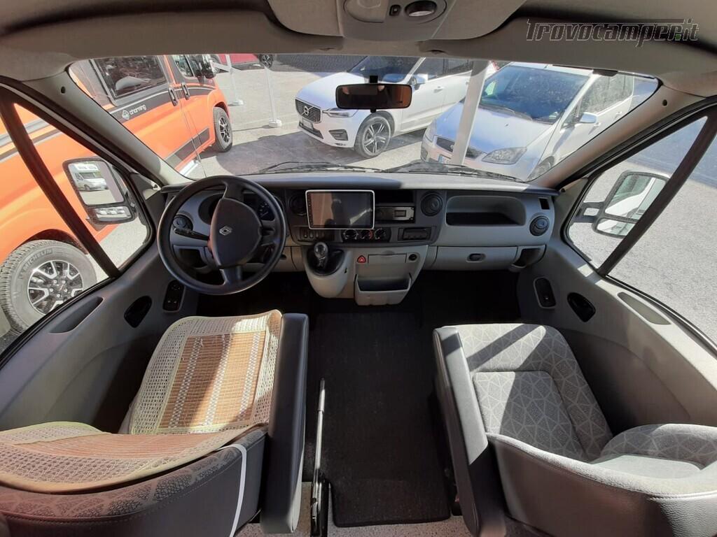 USATO - MANSARDATO KNAUS SPORT TRAVELLER 700 DG DEL 2008 usato  in vendita a Macerata - Immagine 3