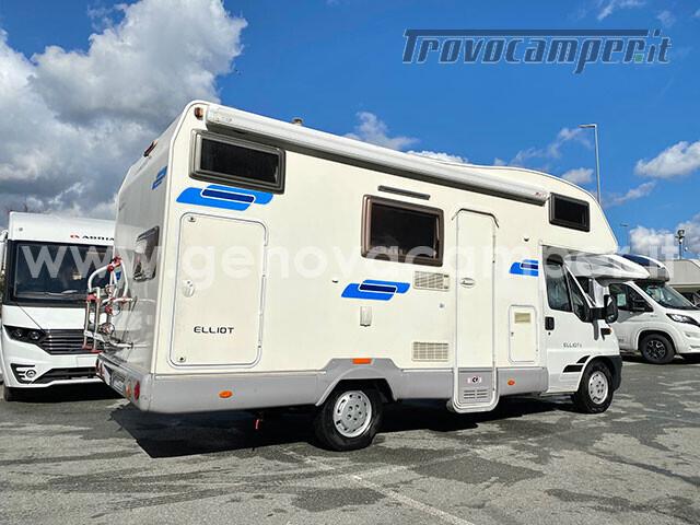 CI Elliot 5 Mansardato 6 Posti Letti a Castello nuovo  in vendita a Genova - Immagine 5