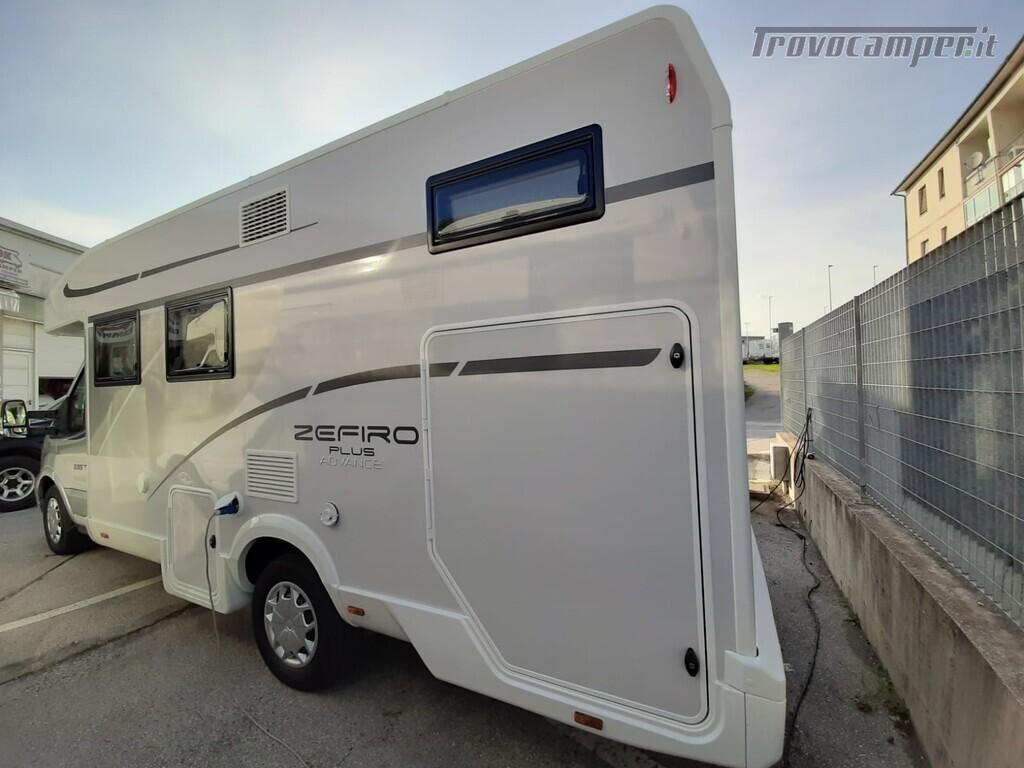 Nuovo Roller Team ZEFIRO 295 PLUS ADVANCE nuovo  in vendita a Macerata - Immagine 2