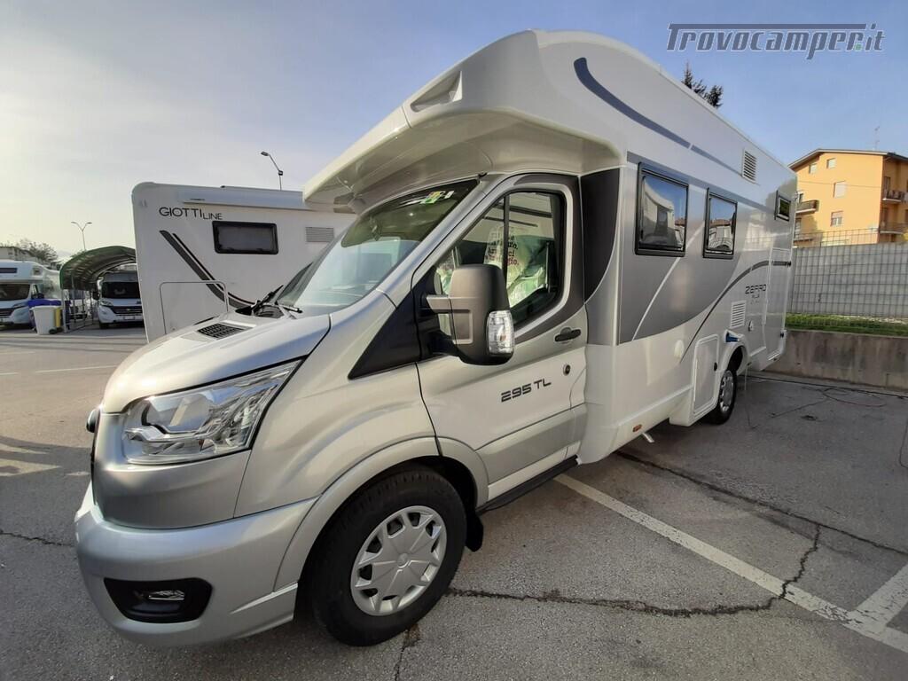 Nuovo Roller Team ZEFIRO 295 PLUS ADVANCE nuovo  in vendita a Macerata - Immagine 1
