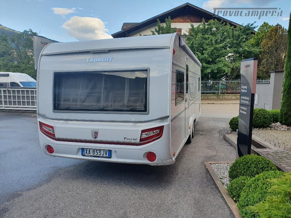 Caravan Tabbert Puccini usato  in vendita a Bolzano - Immagine 4