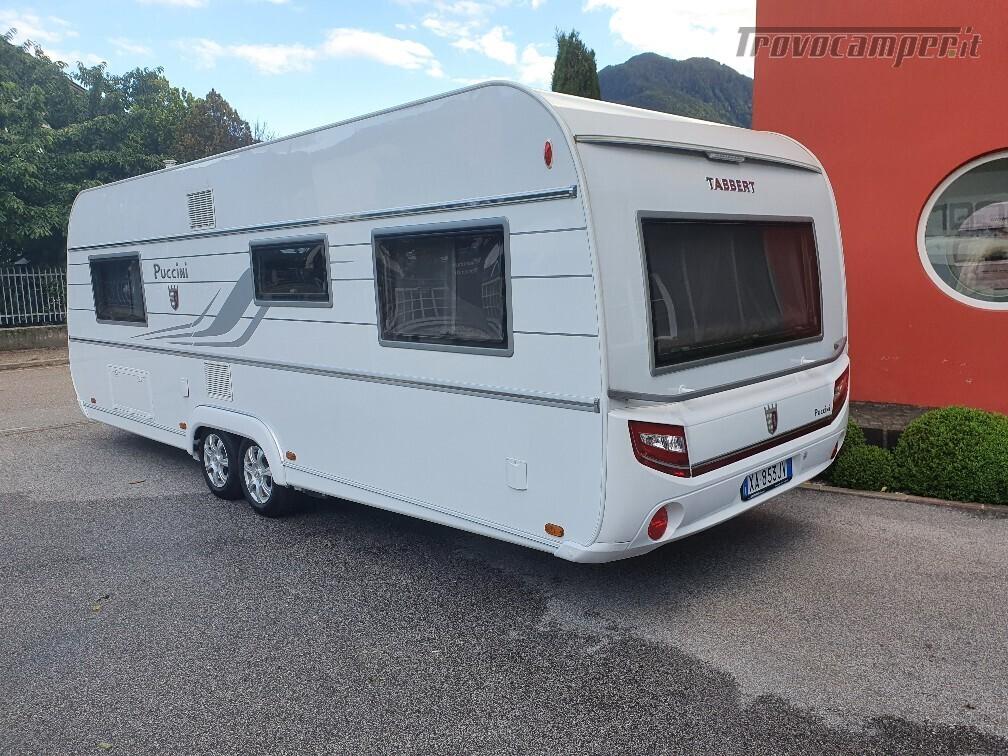 Caravan Tabbert Puccini usato  in vendita a Bolzano - Immagine 3