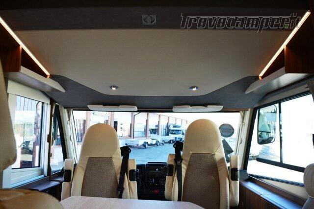 Motorhome EURAMOBIL INTEGRA LINE 695HB, MOTORHOME nuovo  in vendita a Asti - Immagine 15