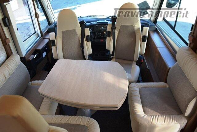 Motorhome EURAMOBIL INTEGRA LINE 695HB, MOTORHOME nuovo  in vendita a Asti - Immagine 12