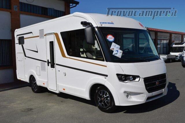 Motorhome EURAMOBIL INTEGRA LINE 695HB, MOTORHOME nuovo  in vendita a Asti - Immagine 1