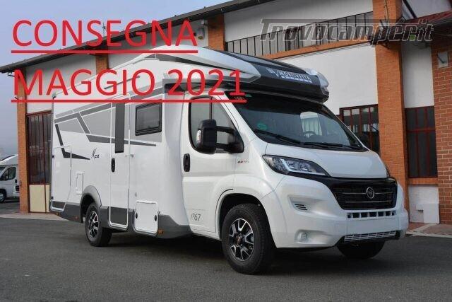 Semintegrale mobilvetta mobilvetta kea p67 basculante usato  in vendita a Asti - Immagine 1