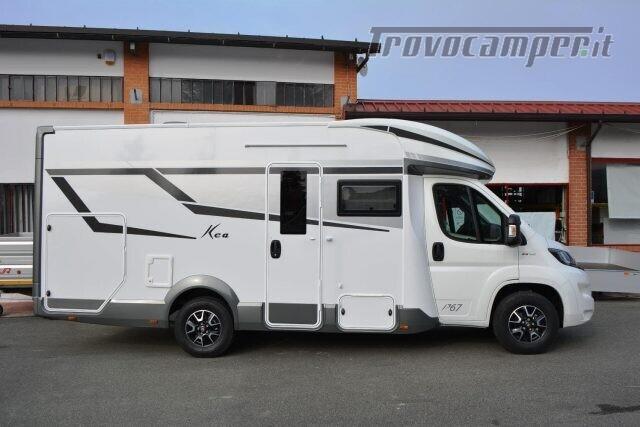 Semintegrale mobilvetta mobilvetta kea p67 basculante usato  in vendita a Asti - Immagine 2