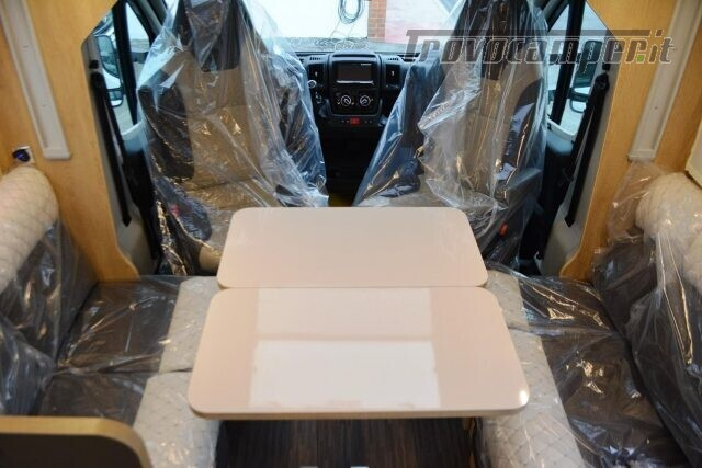 Semintegrale mobilvetta mobilvetta kea p67 basculante usato  in vendita a Asti - Immagine 8