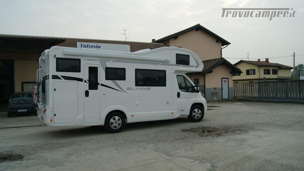 MANSARDATO USATO MCLOUIS 322 DOPPIA DINETTE E LETTI A CASTELLO POST. nuovo  in vendita a Vercelli - Immagine 3