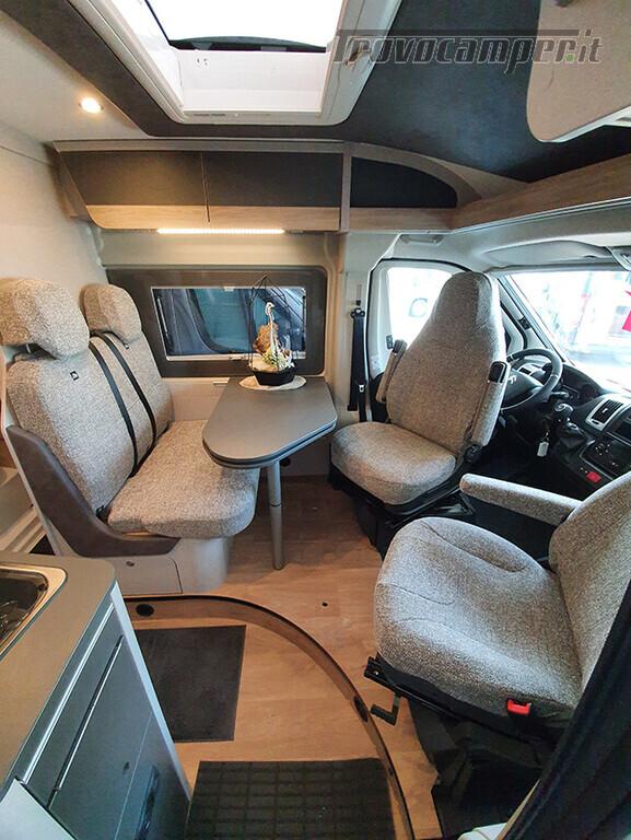 Globecar NOVITA' 2021 Globescout Elegance 204190 nuovo  in vendita a Padova - Immagine 2