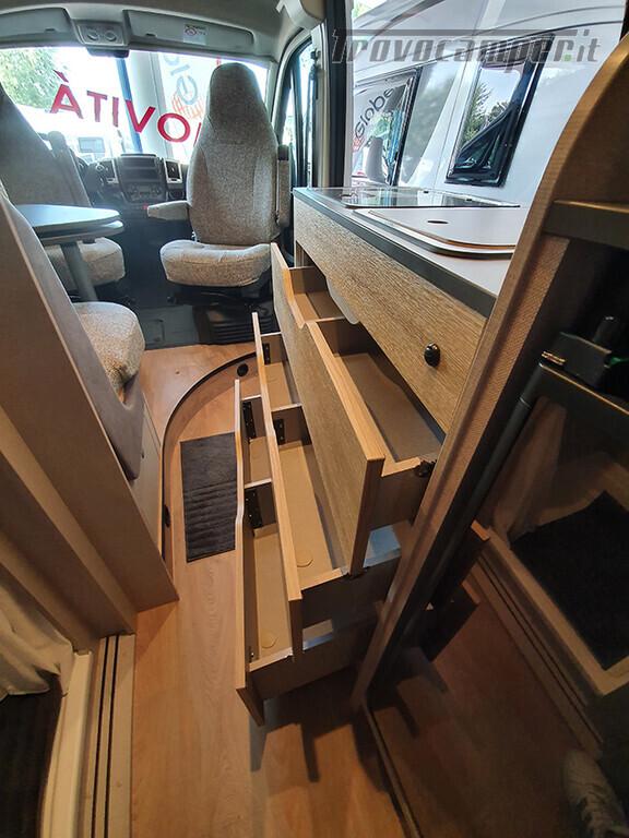 Globecar NOVITA' 2021 Globescout Elegance 204190 nuovo  in vendita a Padova - Immagine 4