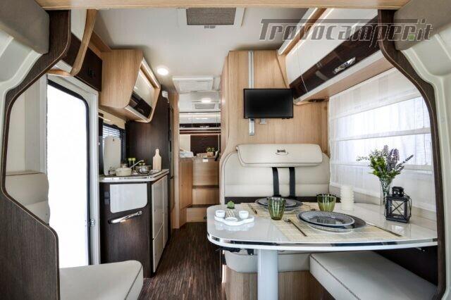 Mansardato MCLOUIS Glamys 265 nuovo  in vendita a Massa-Carrara - Immagine 6