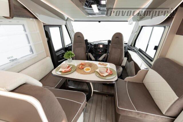 Motorhome mclouis nevis 873 usato  in vendita a Massa-Carrara - Immagine 3
