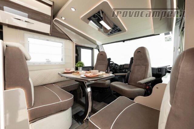 Motorhome mclouis nevis 873 usato  in vendita a Massa-Carrara - Immagine 4