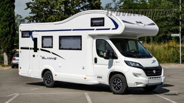 Mansardato MCLOUIS Glamys 222 nuovo  in vendita a Massa-Carrara - Immagine 1