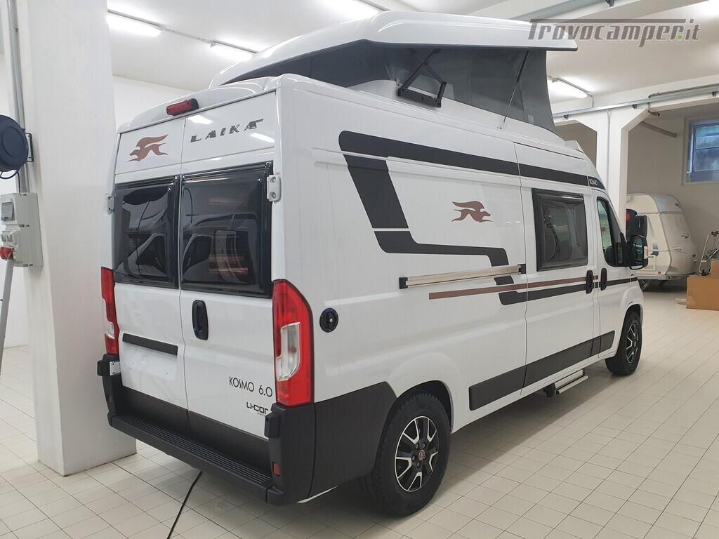 Camper puro Laika Kosmo Campervan 6.0 nuovo  in vendita a Bolzano - Immagine 2