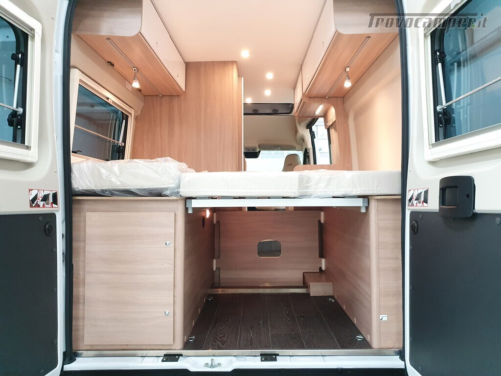 Camper puro Laika Kosmo Campervan 6.0 nuovo  in vendita a Bolzano - Immagine 3