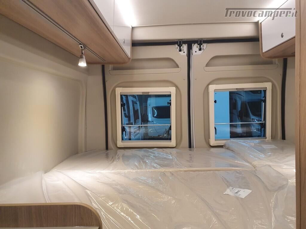 Camper puro Laika Kosmo Campervan 6.0 nuovo  in vendita a Bolzano - Immagine 13