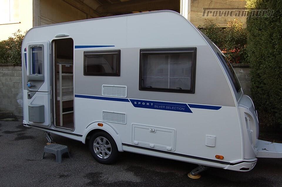 KNAUS SPORT Silver Sel 400 LK Pronta Consegna nuovo  in vendita a Milano - Immagine 1