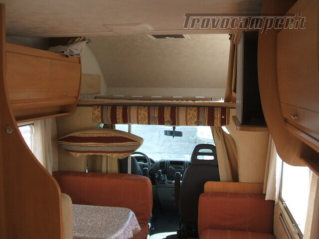 MANSARDATO SHARKY L5 7 POSTI LETTO nuovo  in vendita a Ancona - Immagine 5