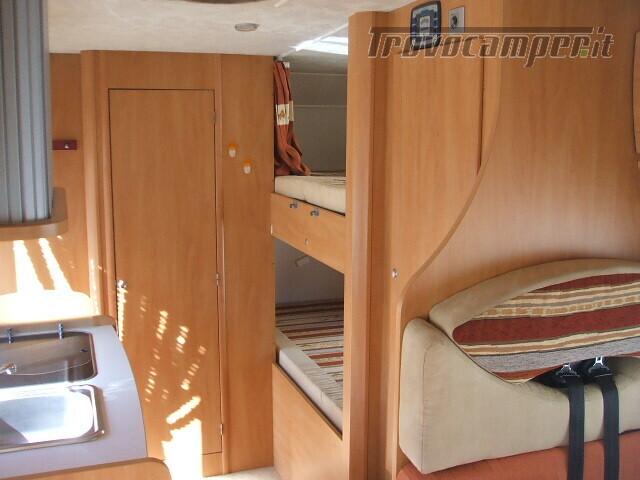 MANSARDATO SHARKY L5 7 POSTI LETTO nuovo  in vendita a Ancona - Immagine 6