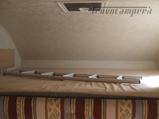 MANSARDATO SHARKY L5 7 POSTI LETTO nuovo  in vendita a Ancona - Immagine 7
