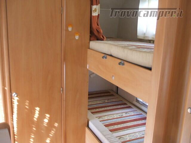 MANSARDATO SHARKY L5 7 POSTI LETTO nuovo  in vendita a Ancona - Immagine 12