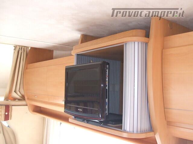 MANSARDATO SHARKY L5 7 POSTI LETTO nuovo  in vendita a Ancona - Immagine 15