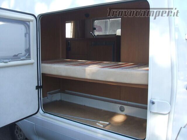 MANSARDATO SHARKY L5 7 POSTI LETTO nuovo  in vendita a Ancona - Immagine 17