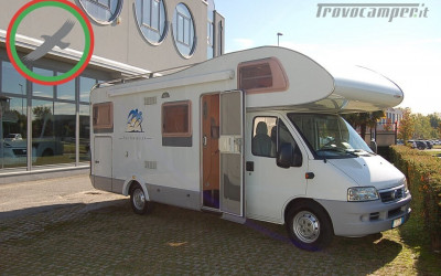 MANSARDATO CON GARAGE KNAUS SUN TRAVELLER 708 DG nuovo  in vendita a Milano - Immagine 1