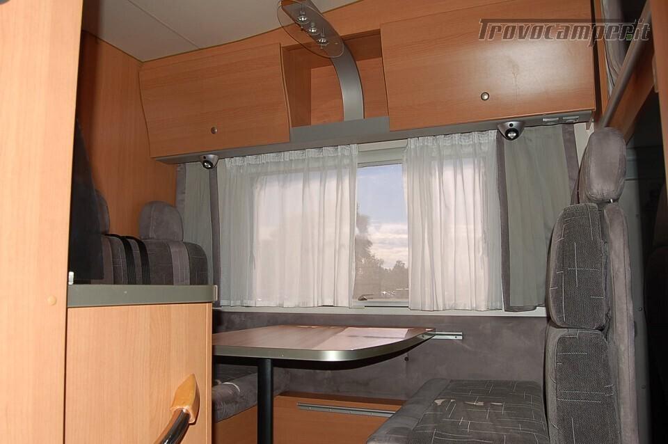 MANSARDATO CON GARAGE KNAUS SUN TRAVELLER 708 DG nuovo  in vendita a Milano - Immagine 2