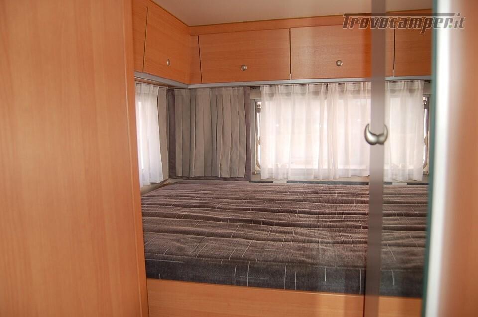 MANSARDATO CON GARAGE KNAUS SUN TRAVELLER 708 DG nuovo  in vendita a Milano - Immagine 6