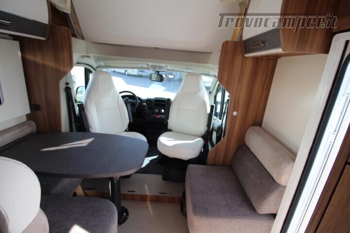 Magis 84 M mansardato letti gemelli e garage anno 2019 usato  in vendita a Rimini - Immagine 10