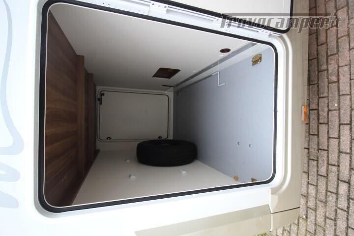 Magis 84 M mansardato letti gemelli e garage anno 2019 usato  in vendita a Rimini - Immagine 12