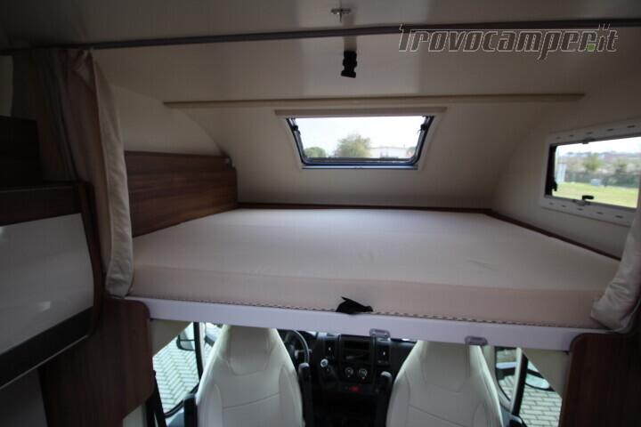 Magis 84 M mansardato letti gemelli e garage anno 2019 usato  in vendita a Rimini - Immagine 19