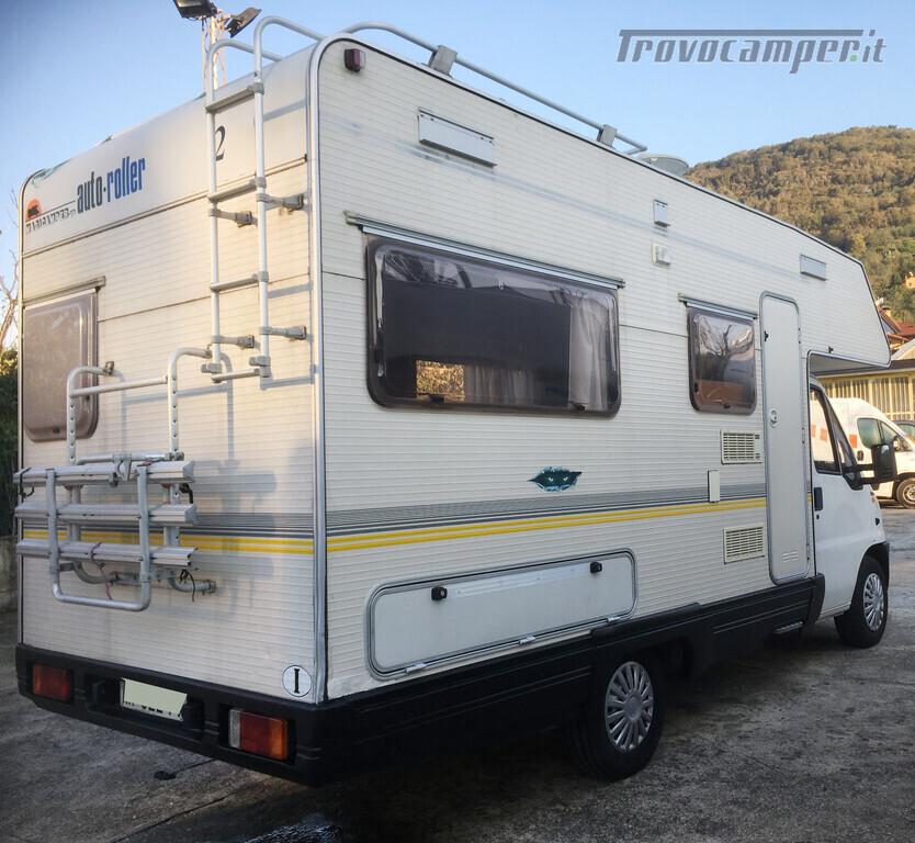 MANSARDATO COMPATTO 5/6 POSTI C.I. AUTOROLLER 2 CON PORTABICI nuovo  in vendita a Verbano-Cusio-Ossola - Immagine 2