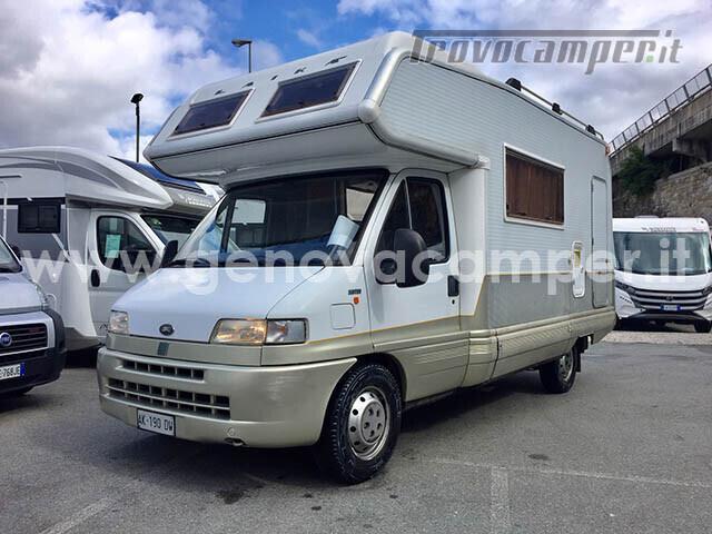 Laika Ecovip 5 L Mansardato con Portamoto nuovo  in vendita a Genova - Immagine 1