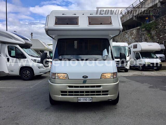 Laika Ecovip 5 L Mansardato con Portamoto nuovo  in vendita a Genova - Immagine 3