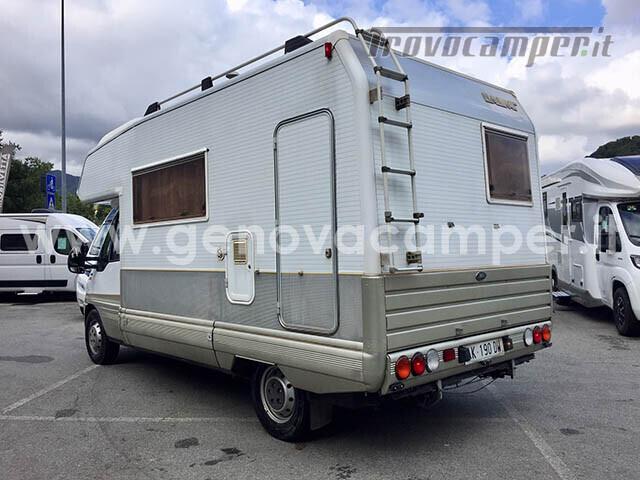 Laika Ecovip 5 L Mansardato con Portamoto nuovo  in vendita a Genova - Immagine 4