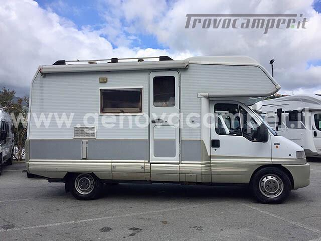 Laika Ecovip 5 L Mansardato con Portamoto nuovo  in vendita a Genova - Immagine 7