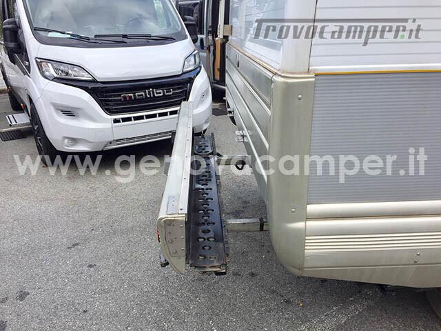 Laika Ecovip 5 L Mansardato con Portamoto nuovo  in vendita a Genova - Immagine 8