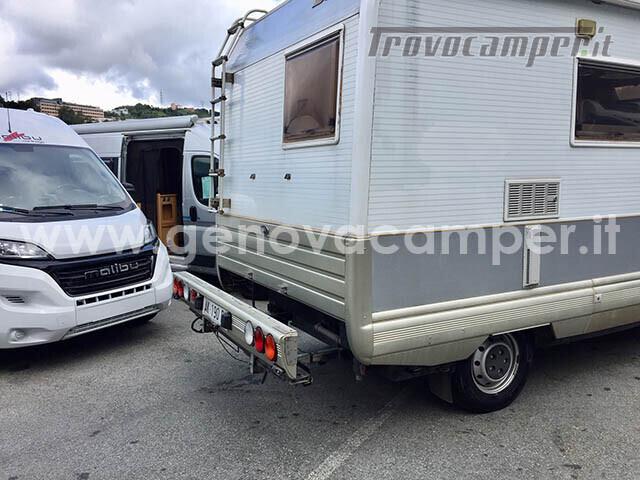 Laika Ecovip 5 L Mansardato con Portamoto nuovo  in vendita a Genova - Immagine 9