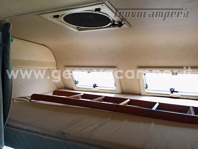 Laika Ecovip 5 L Mansardato con Portamoto nuovo  in vendita a Genova - Immagine 10